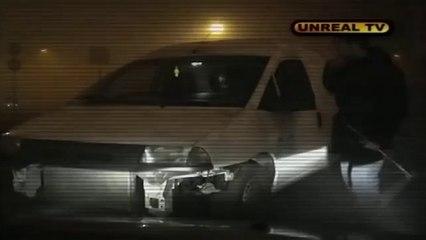 Maccio Capatonda - Unreal TV - L'uomo chiuso in auto