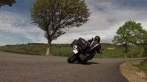 Moto - Ardèche - Balade - Road trip