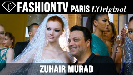 Zuhair Murad Couture After the Show | Paris Couture Fashion Week Fall/Winter 2014-15 | FashionTV