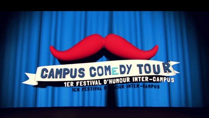 Teaser Campus Comedy Tour 2014