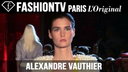 Alexandre Vauthier Couture Fall/Winter 2014-15 | Paris Couture Fashion Week | FashionTV