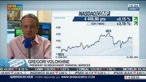 Statistiques, résultats d'entreprises, discours de Janet Yellen,...: journée chargée à Wall Street: Gregori Volokhine, dans Intégrale Bourse – 15/07