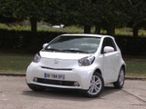 Essai Toyota iQ 1.3 VVTi 100 Multidrive Iconic Pack 2014