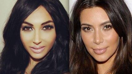 Woman Spends $30k to Look Just Like Kim Kardashian