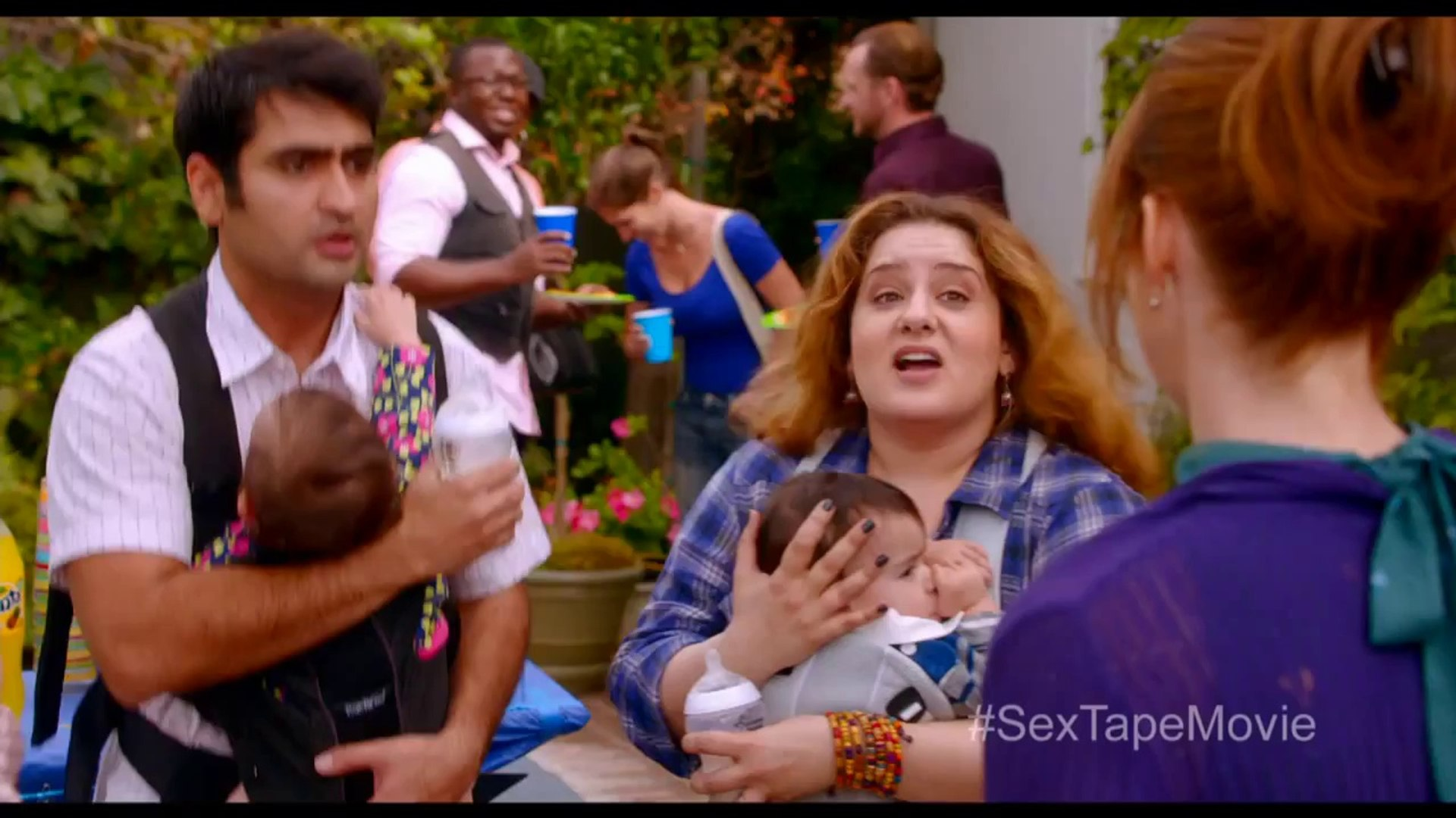 Sex Tape TV SPOT - Plan The Perfect Date Night (2014) - Jason Segel Raunchy Sex Comedy HD
