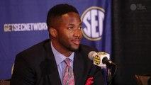 SEC Media Days: Texas A&M OT Cedric Ogbuehi