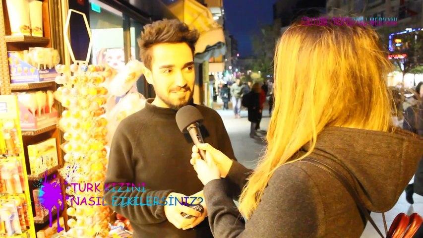 Türk Kızlarını Nasıl Etkilersiniz  Röportaj Meydanı