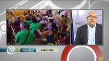 """TV3 - Els Matins - Lluís Corominas: """"Llull i jo ens hem posat a disposició de Mas pel que faci fa"""