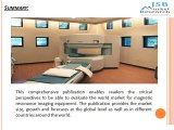 JSB Market Research: Global Market for Magnetic Resonance Imaging Equipment to 2017 - Market Size, Growth and Forecasts in Nearly 70 Countries