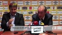 Gervais Martel reste confiant sur les 10 millions d'euros manquants au RC Lens