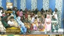 Karam Hai Ramadan 15  july 2014 ( IFTAR )