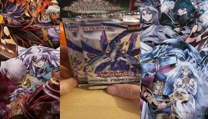 Ouverture des cartes YuGiOh !