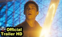 PERCY JACKSON: SEA OF MONSTERS - Official Trailer HD - Logan Lerman Movie