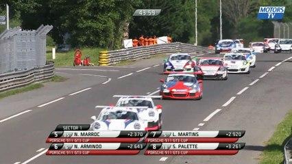 Porsche Carrera Cup 2014 - Le Mans