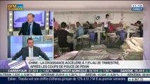 Philippe Béchade VS Cédric Chaboud: Croissance chinoise: légère amélioration du PIB, dans Intégrale Placements – 16/07 1/2