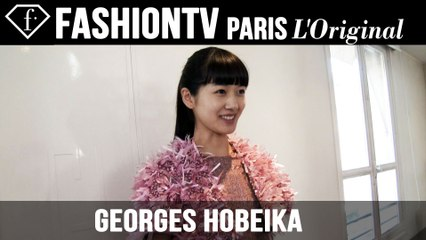 Georges Hobeika Couture Fittings | Paris Couture Fashion Week Fall/Winter 2014-15 | FashionTV