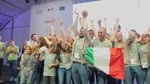 Remise des prix Solar Decathlon 2014!