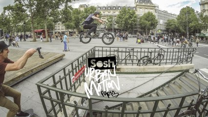 Sosh Urban Motion 3 : Rob Wise X Christian Rigal (3th place)