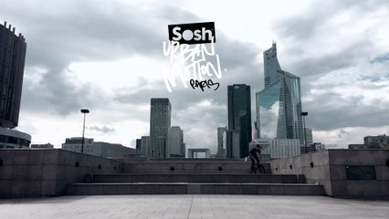 Sosh Urban Motion 3 : Anthony Perrin X Alex Valentino (1st place)