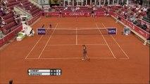 Cornet gets lucky off the net