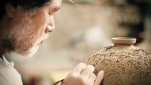 Des maitres de la Céramique et de la poterie! Magique...