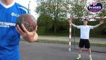 Handball - Comment faire une roucoulette