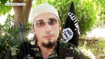 Canadian killed in Syria appears in IS video ​