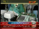 Mubasher Lucman Exposed Worst Condition of Government Hospital
