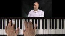 Klavier lernen - Klavier spielen und dabei entspannen - Pulsation spüren am Klavier