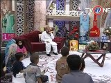 Rooh-e-Ramzan 18th Sehri 17-7-2014 Seg 5