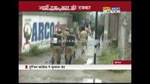 Army truck-civilian vehicle collision kills 6, triggers clashes in Srinagar