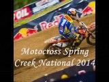 Motocross Spring Creek National 2014