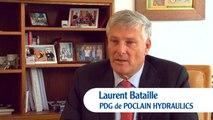 Poclain Hydraulics; 1-l'international et l'indépendance