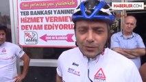 ABD'li ve Türk İşadamları Karadeniz'i Bisikletle Geçtiler