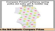 Deals Today juDanzy spring polka dot baby girl & toddler leg warmers