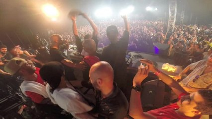 3 Chairs - Weather Festival 2014 Closing Party