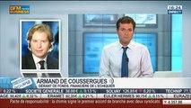 Publication d'entreprises: BioMérieux annonce une hausse de 3,5% de son chiffre d'affaires au premier semestre: Armand de Coussergues, dans Intégrale Bourse – 17/07