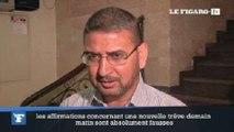«Aucun accord sur une trêve vendredi» affirme le porte-parole du Hamas