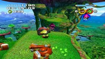 Sonic Heroes - Team Chaotix - Étape 09 : Frog Forest