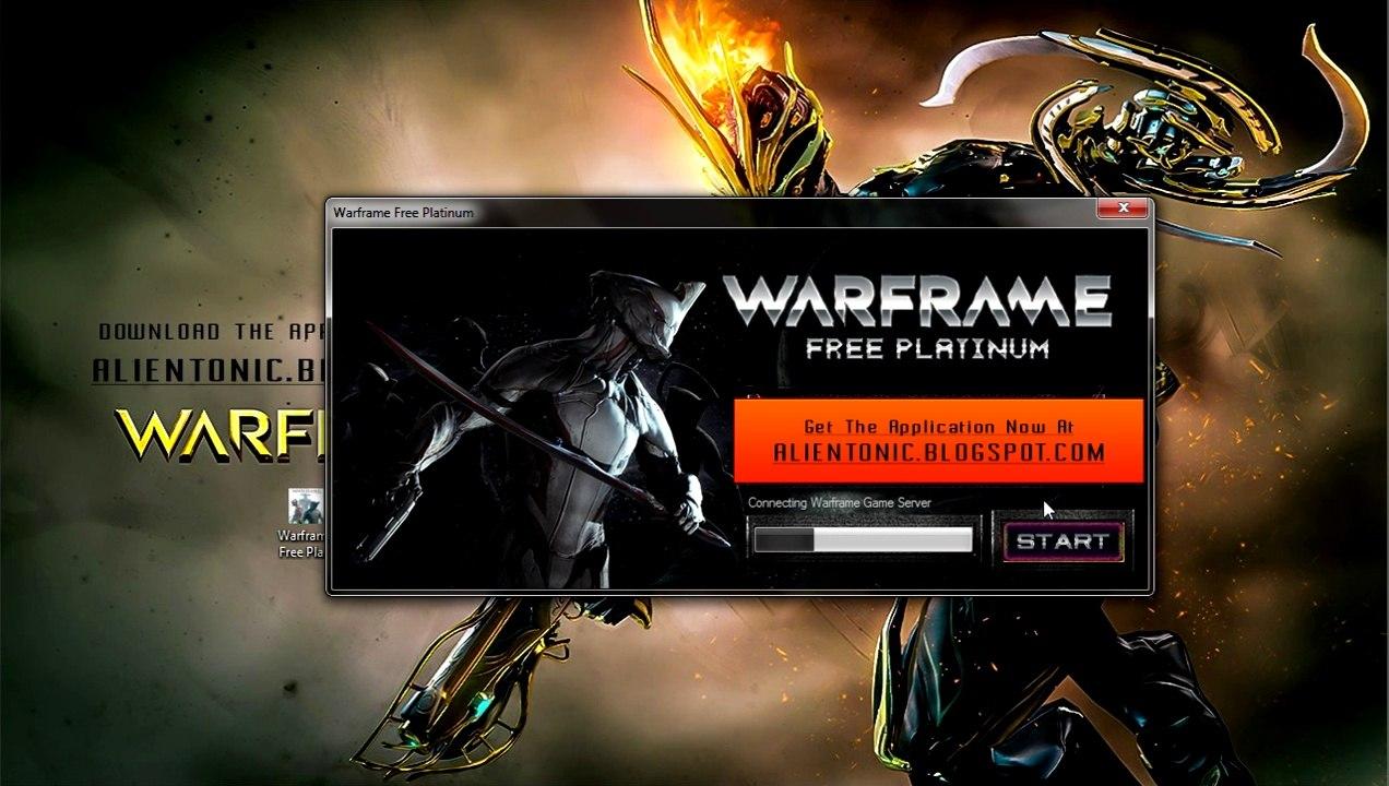 Télécharger GRATUIT Warframe free Platinum