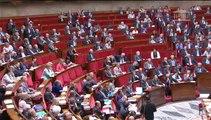 [ARCHIVE] Rythmes scolaires : réponse de Benoît Hamon au député Dino Cinieri lors des questions au Gouvernement à l'Assemblée nationale, le 1er juillet 2014