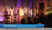 TV5MONDE : Reportage pièce de théâtre jouée par Ecole miroir