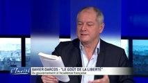 """Xavier DARCOS : """"Un écrivain scandaleux et génial"""""""