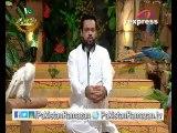 19th Sehri Qasas ul Anbiya & Aalim On Air Part 1 in Pakistan Ramazan 18-7-2014 Part 3