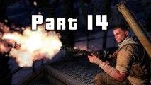 Sniper Elite 3 Part 14 Pont Du Fahs Airfield 1080p HD PC Gameplay Playthrough Series