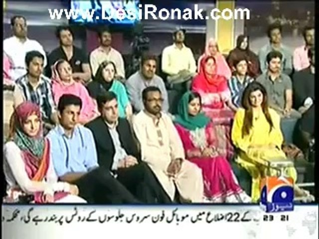 Khabarnaak on Geo News – 19th July 2014