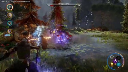 Trailer de Gameplay - The Hinterlands vostf de Dragon Age : Inquisition