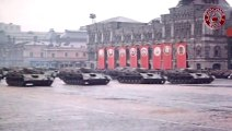 Victory Parade. June 24 1945. Moscow. USSR. HQ restored - Парад Победы 1945