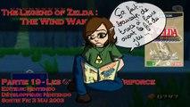 Zelda : The Wind Waker - NGC - 19-1/Cartes de la Triforce (1/2)