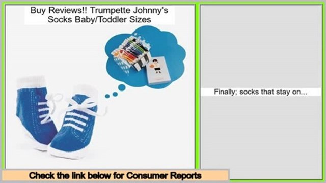 Comparison Shopping Trumpette Johnny's Socks Baby/Toddler Sizes